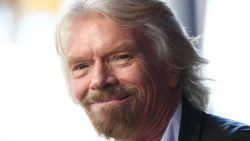 """Richard Branson: """"9-tot-5 en werkweek van vijf dagen gaan uitsterven"""""""