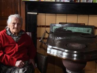 """Bertha Noë (110) uit Bierbeek mag zich vanaf nu oudste Vlaming noemen: """"Ze werd deze week nog erkend als 'supereeuweling'. Zo zijn er maar 55 in Europa"""""""