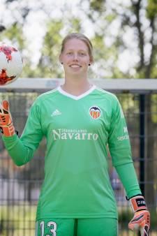 Jennifer Vreugdenhil (24) uit Oosterhout is vierde keeper van Oranje: 'Ik was er dolgraag bij geweest'