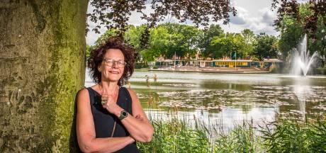 Marie-José Luttikholt zal Tuindorpbad in Hengelo altijd verdedigen