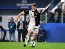 De Ligt terug bij Juventus voor eerste Turijnse derby