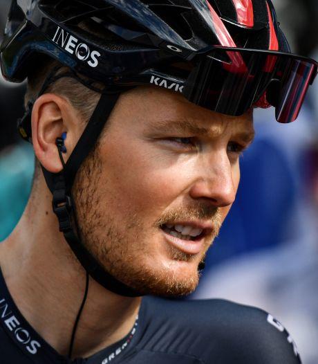 Dylan van Baarle stapt voor aanvang stevige bergetappe uit de Vuelta