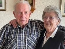 Piet veroverde Wally's hart met een kaartje voor de sjimmie