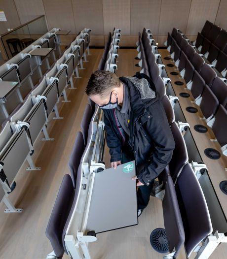 Fontys en TU/e wachten met reactie op versoepeling lessen in hoger onderwijs