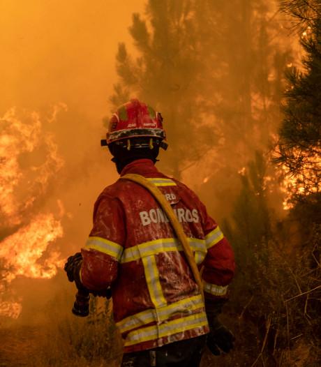 Incendie au Portugal: les flammes bientôt maitrisées