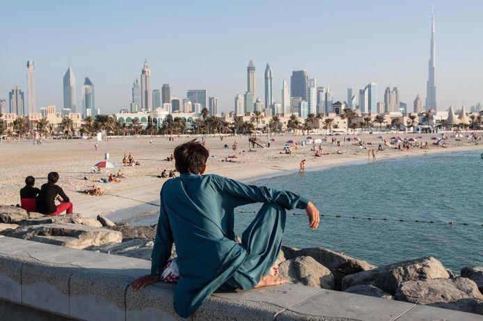 Jamie Harron est coincé à Dubaï depuis près de trois mois. (illustration)