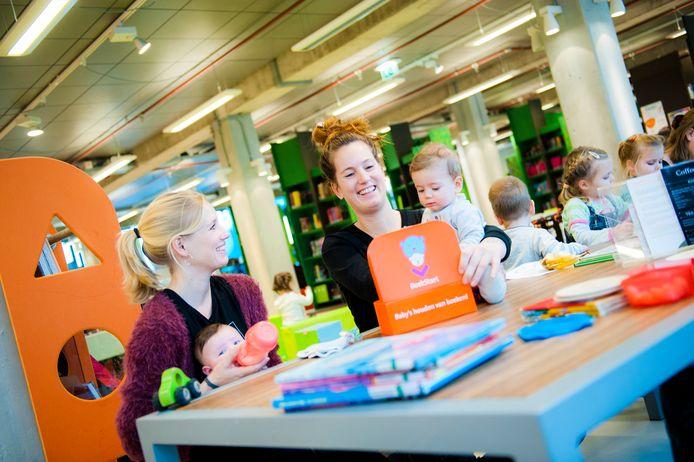 In september presenteert Bibliotheek Salland haar nieuwe seizoensprogramma