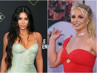 """Kim Kardashian reageert op controversiële Britney Spears-docu: """"Niemand verdient het om zo wreed behandeld te worden"""""""