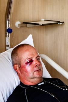 Beveiliger ziekenhuis in geslagen na opmerking tegen wildplasser