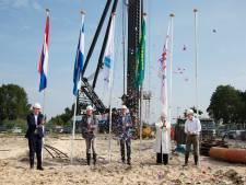 Maassluis is straks 70 seniorenappartementen rijker: bouw van Vlootschouwer is begonnen