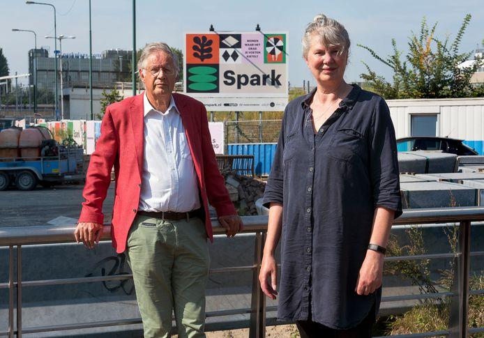 Jan Korff de Gidts en Anna Zanger willen een referendum.