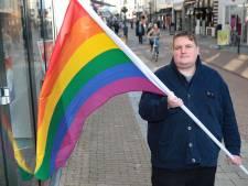 De regenboog(vlag) is straks op meerdere plekken in Gorinchem permanent te vinden