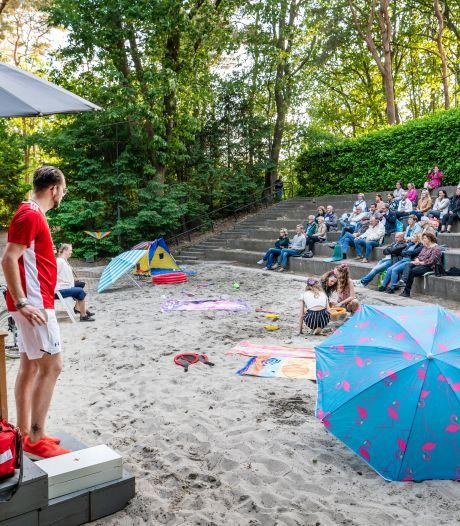 Na lange tijd weer theater in de openlucht van Berghem