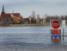 Al maatregelen tegen verwacht hoogwater Maas