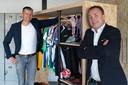 Marco Hoogerland (r) is met zijn Talentenacademie al 20 jaar actief in de begeleiding van topsporters.