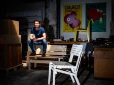 Vormgever Floris Hovers: 'Ambachtsman ben ik nog niet'