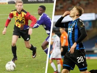 """PORTRET. Ignace Van der Brempt, nieuwste talent van Club en mogelijk basisspeler tegen Kiev: """"Hij voetbalt nog stééds met zijn broer in de gang"""""""