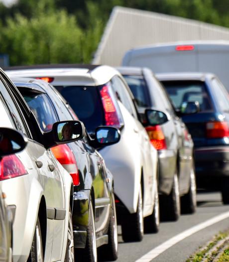 File door ongeval op A15 tussen Meteren en Tiel: weg weer vrij