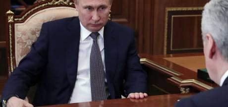 """Poutine se sent """"insulté"""" par les frappes"""