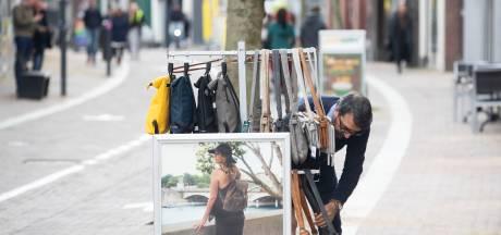 Eerste koopzondag sinds december in Wageningen: er is weer leven in de binnenstad
