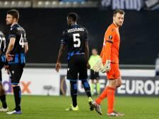 Bruges éliminé par le Dynamo Kiev, clap de fin pour les clubs belges en Coupe d'Europe