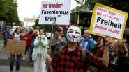 Opnieuw verschillende betogingen in Duitsland tegen coronamaatregelen