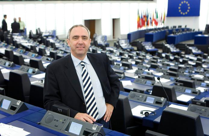 Europarlementslid namens Nederland, Peter van Dalen van de ChristenUnie.