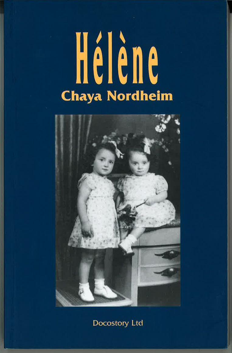 Het boek van de Joodse Hélène Klein, die samen met haar zusje de Tweede Wereldoorlog overleefde in Temse dankzij Marie Van Brussel.