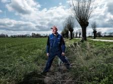 Theo stapt over van melkveebedrijf naar biologische akkerbouw: boeren op een strook van 3 meter breed