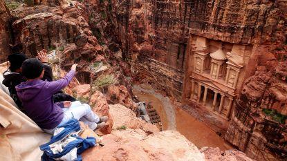 Franse toeriste maakt dodelijke val in beroemde historische stad Petra