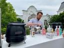 Straffe kaffie of Straffe chocomelk van de hand van Matthieu Van Den Briel