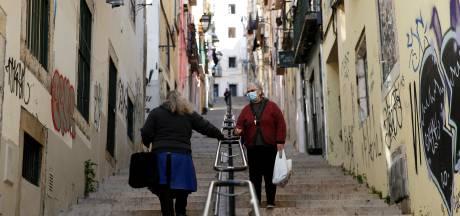 Le Portugal reconfiné à partir de vendredi