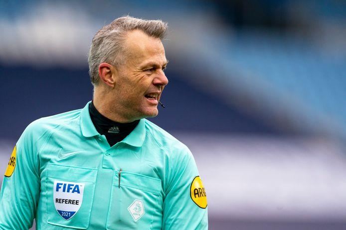 Bjorn Kuipers is donderdag actief in Griekenland.