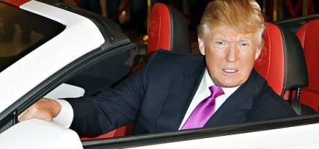 'Autonome auto's zijn rijdende doodskisten', aldus Donald Trump