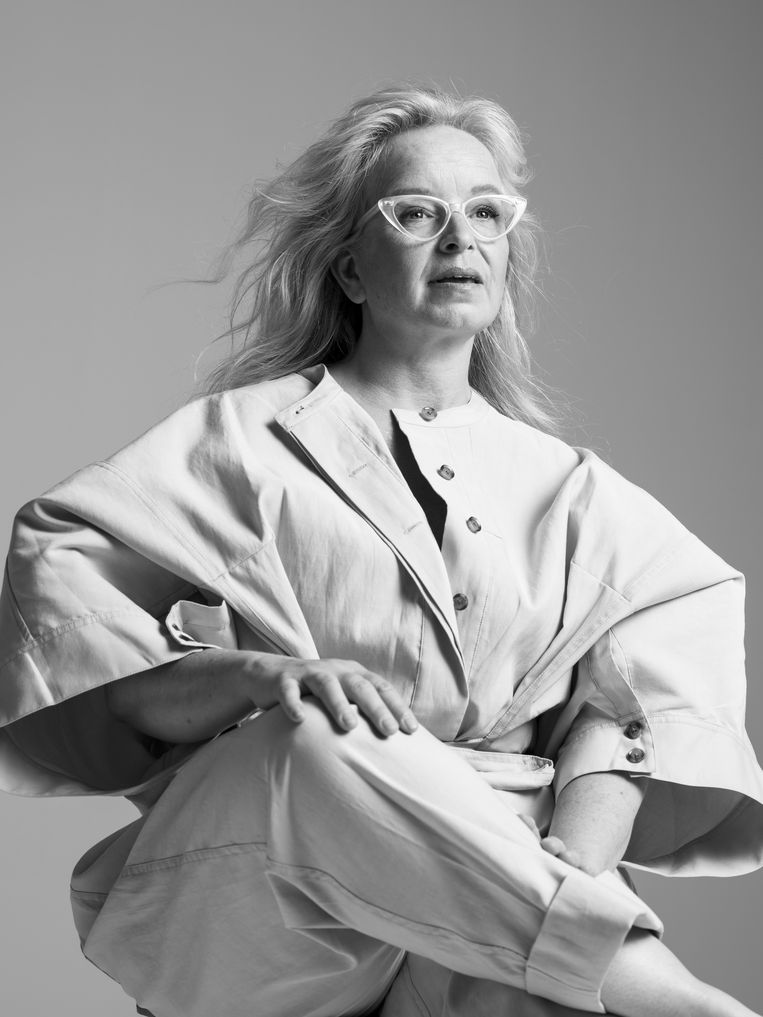 Kristie Rongen. Beeld Robin de Puy