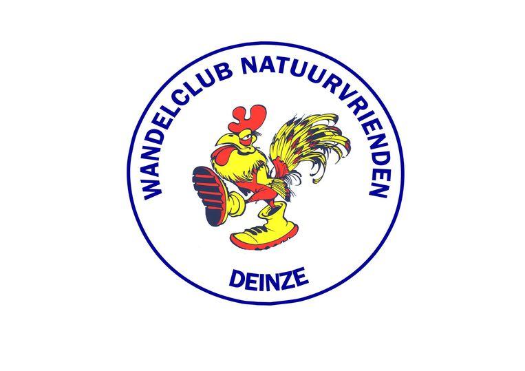 Het logo van Wandelclub Natuurvrienden Deinze.