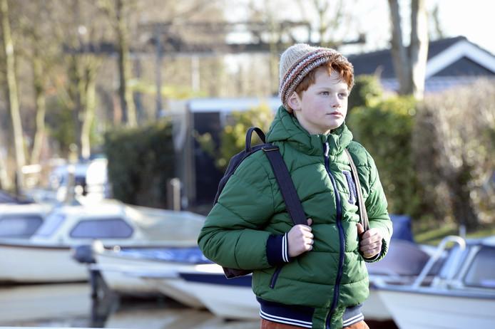 Film De Brief Voor Sinterklaas (1e draaidag)Copyright Daniel Kroll Fotografie