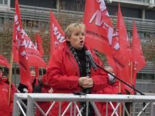 """Mobilisation de la FGTB: """"Inacceptable que les syndicalistes soient considérés comme des criminels"""""""