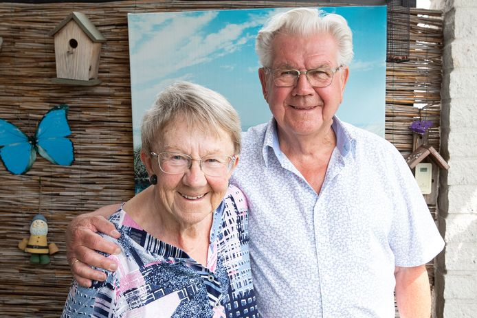 Woensdag was het 60 jaar geleden dat Rens (81) en Aafke (81) Hoekstra-Scholten elkaar het ja-woord gaven.