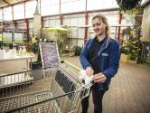 Tuincentrum zonder paasdrukte