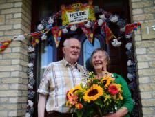 Gerrit en Willy uit Borculo kunnen na zestig jaar samen nog steeds niet stilzitten