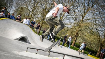 """Skateparken en sportveld opnieuw open: """"We hopen op de oprichting van een echte skateclub"""""""