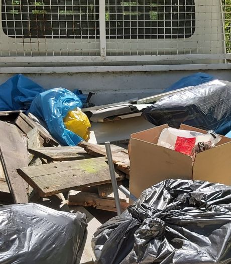 Veel meer dumpingen door mooi weer en corona: 'Van jerrycans met chemisch afval tot een draaiorgeltje'