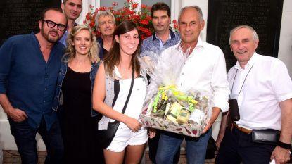 Steffie wint verrassingsmand op Oogstfeest