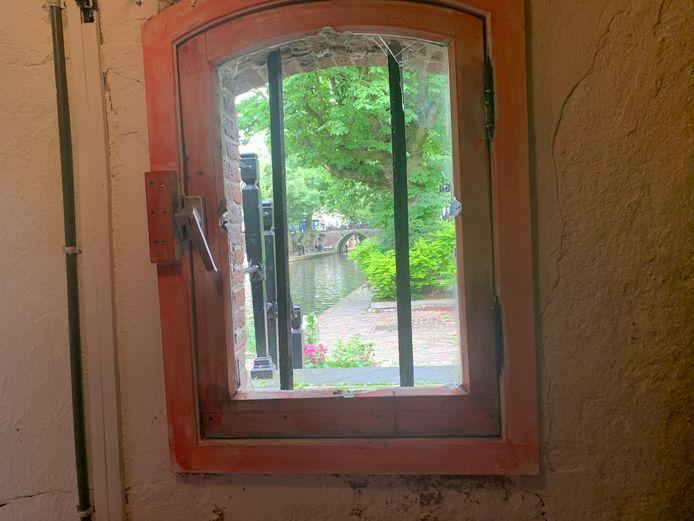 Voor de derde keer op rij werd er ingebroken bij escaperoom Mysterium aan de Oudegracht