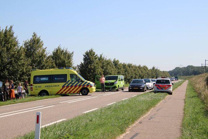 Ongeval op de Oude Rijksweg (N289)