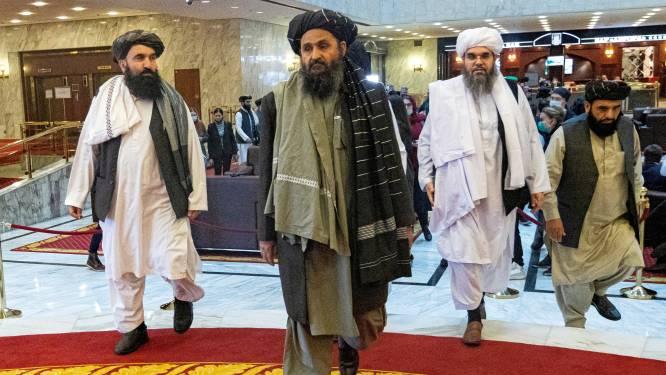 Taliban-leider ontkent ruzie met rivaal: 'Had geen internet dus kon nepnieuws niet corrigeren'