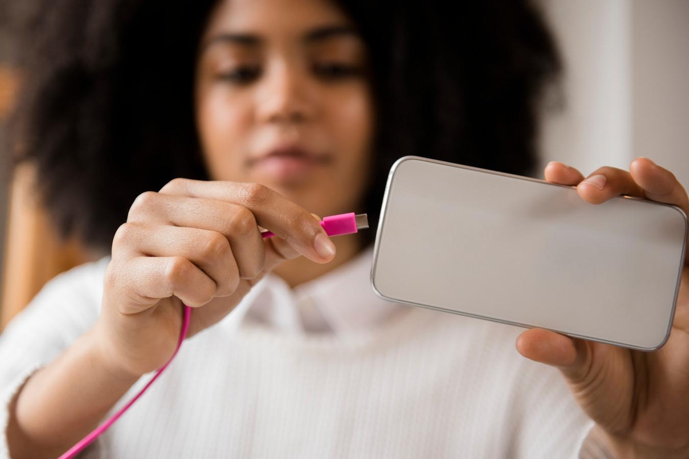 Deze smartphones hebben de beste batterij