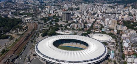 """Le Maracana ne s'appellera finalement pas """"Roi Pelé"""""""