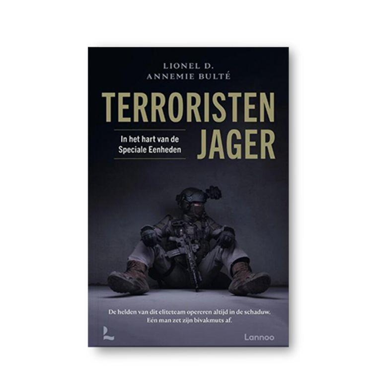 Terroristenjager - Annemie Bulté; Lionel D. Beeld Uitgeverij Lannoo